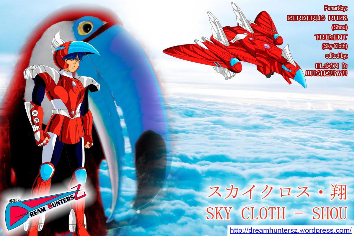 Sky Cloth - Shou